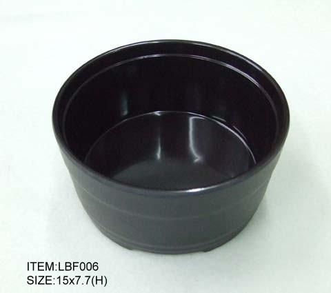 LBF006   6寸木紋桶